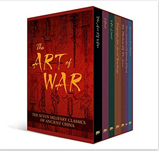 The Art of War Collection: Deluxe 7-Volume Box Set Edition (Arcturus Collector's Classics) (Englisch)